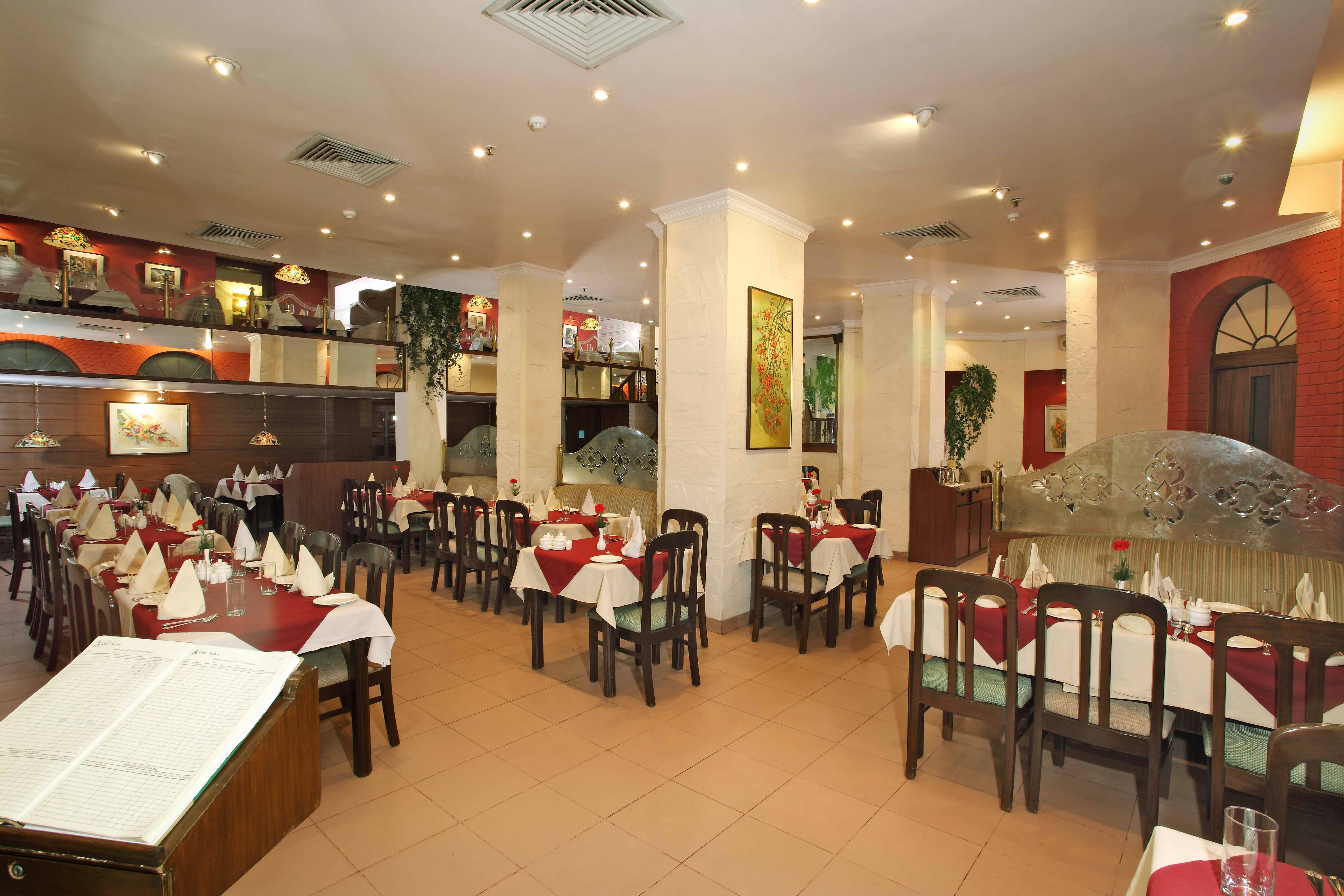 Restaurant bars at the astor near camac street kolkata